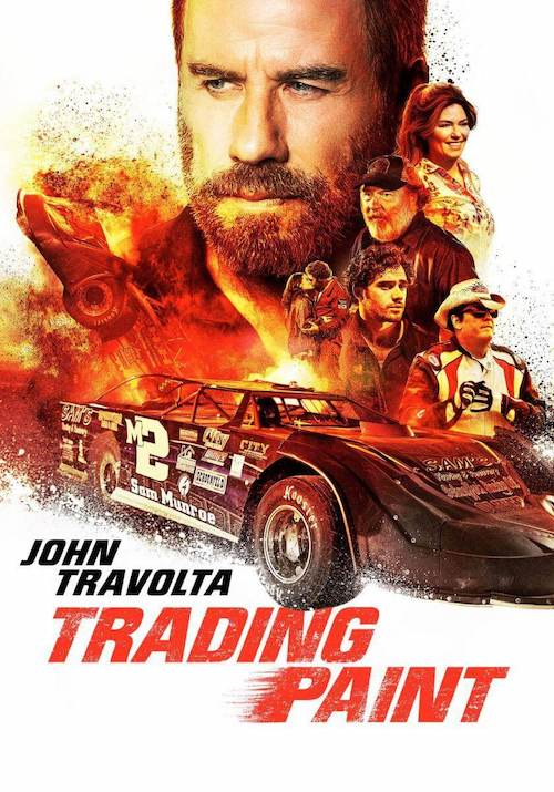 Víctor Reyes para el thriller de acción Trading Paint