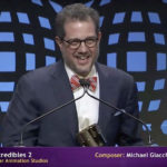 Michael Giacchino gana el Annie Award por Incredibles 2