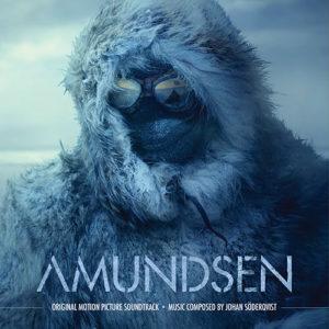 Carátula BSO Amundsen Johan Söderqvist