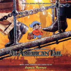 Carátula BSO An American Tail - James Horner