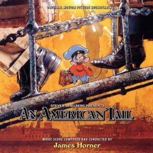 Carátula BSO An American Tail - James Horner