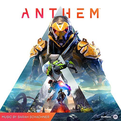 EA Recordings editará la banda sonora Anthem