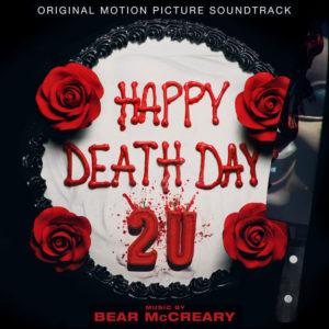 Carátula BSO Happy Death Day 2U - Bear McCreary