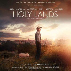 Carátula BSO Holy Lands - Grégoire Hetzel