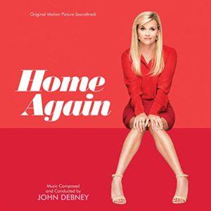 Carátula BSO Home Again - John Debney