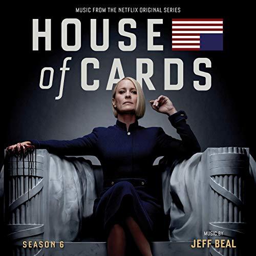 Varèse Sarabande edita la banda sonora House of Cards: Season 6