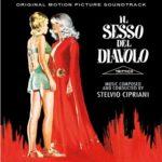 Carátula BSO Il Sesso del Diavolo - Stelvio Cipriani