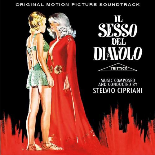 Quartet Records edita la banda sonora Il Sesso del Diavolo