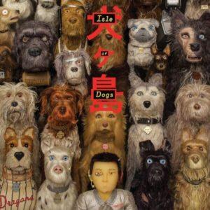 Carátula BSO Isle of Dogs - Alexandre Desplat