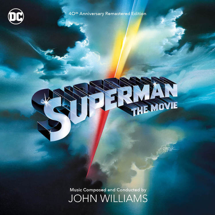 La-La Land Records edita Superman: The Movie – 40th Anniversary (3CD)