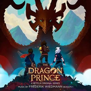 Carátula BSO The Dragon Prince: Season 1 - Frederik Wiedmann
