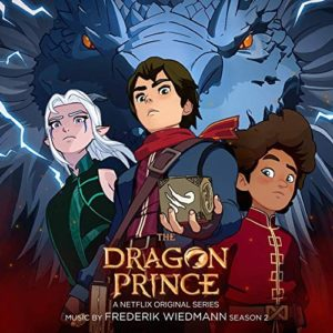 Carátula BSO The Dragon Prince: Season 2 - Frederik Wiedmann