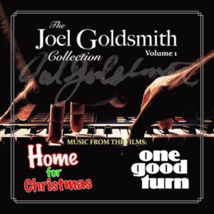Carátula BSO The Joel Goldsmith Collection Volume 1