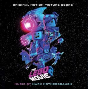 Carátula BSO The LEGO Movie 2: The Second Part - Mark Mothersbaugh