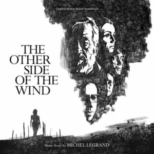 Carátula BSO The Other Side of the Wind - Michel Legrand