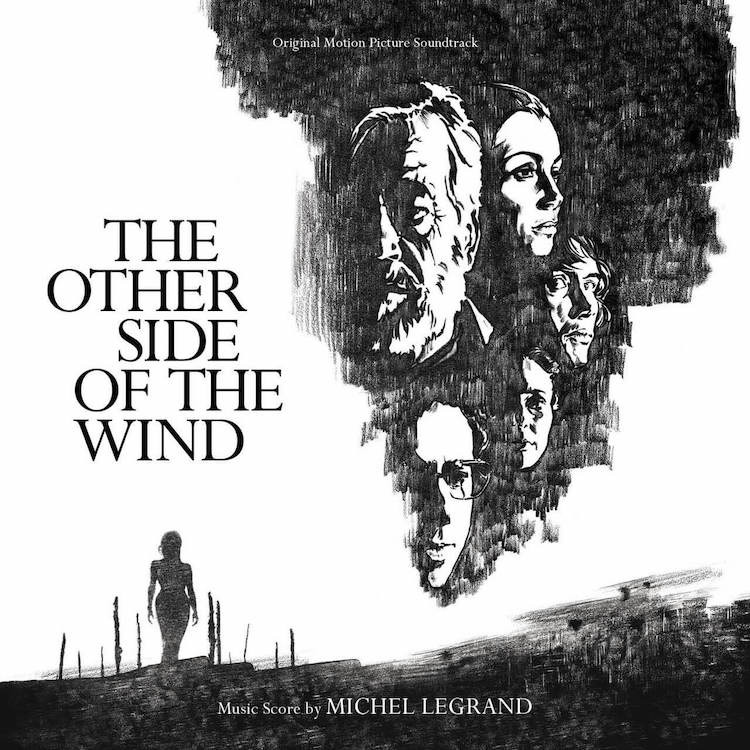La-La Land Records edita la banda sonora The Other Side of the Wind