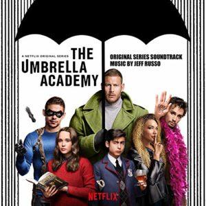 Carátula BSO The Umbrella Academy - Jeff Russo