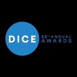 Poster 22 Annual DICE Awards