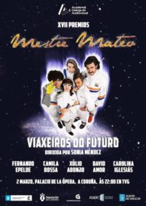 Poster Mestre Mateo 2019