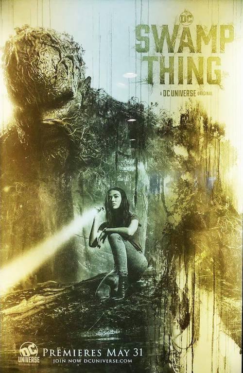 Brian Tyler para la serie Swamp Thing