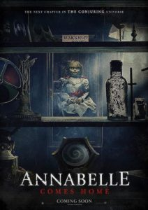 Póster Annabelle Comes Home