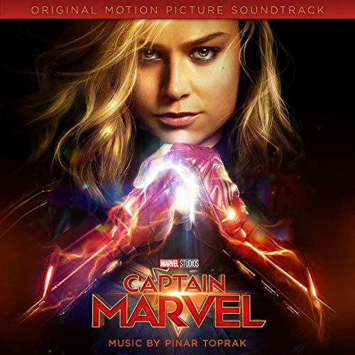 Marvel Music & Hollywood Records editan la banda sonora Captain Marvel