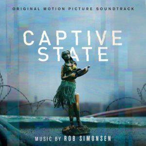 Carátula BSO Captive State - Rob Simonsen