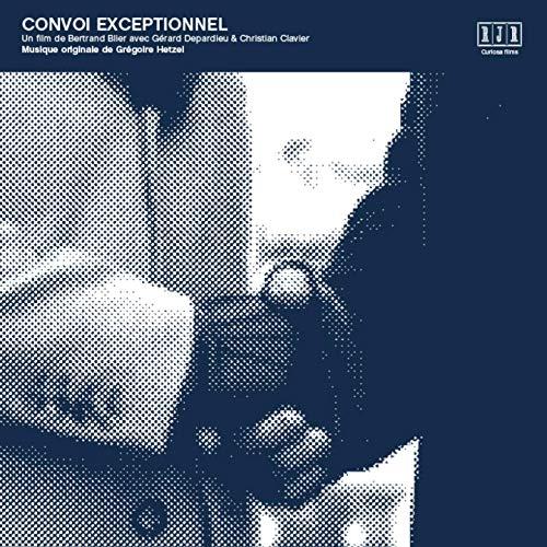 Rue Jacob Records edita la banda sonora Convoi Exceptionnel