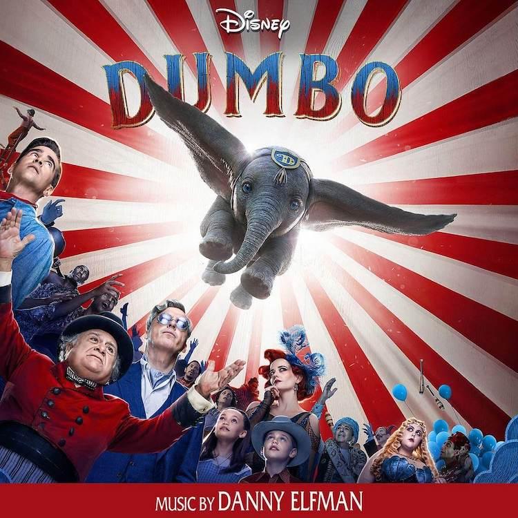 La banda sonora Dumbo será editada por Walt Disney Records
