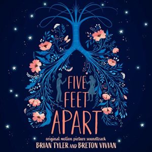Carátula BSO Five Feet Apart - Brian Tyler y Breton Vivian