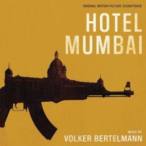 Carátula BSO Hotel Mumbai - Volker Bertelmann