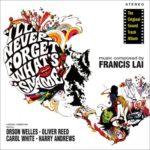 Quartet Records edita la banda sonora I'll Never Forget What's'isname