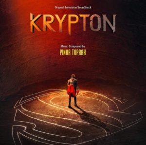 Carátula BSO Krypton - Pinar Toprak