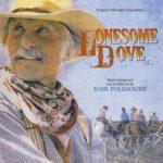 Carátula BSO Lonesome Dove - Basil Poledouris