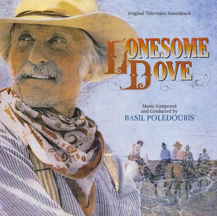 Varèse Sarabande editara la banda sonora Lonesome Dove