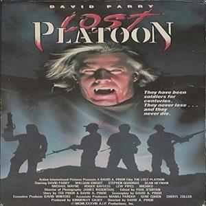 Carátula BSO Lost Platoon - Mark Mancina