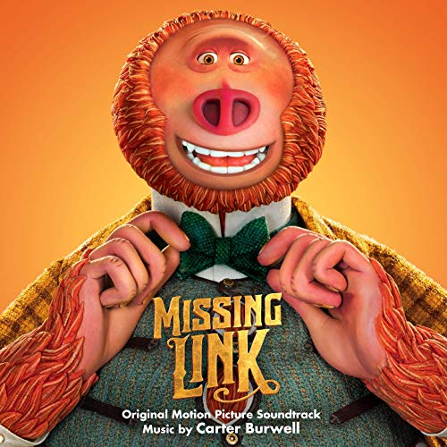 Lakeshore Records editará la banda sonora Missing Link