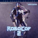 Carátula RoboCop 2 - Leonard Rosenman