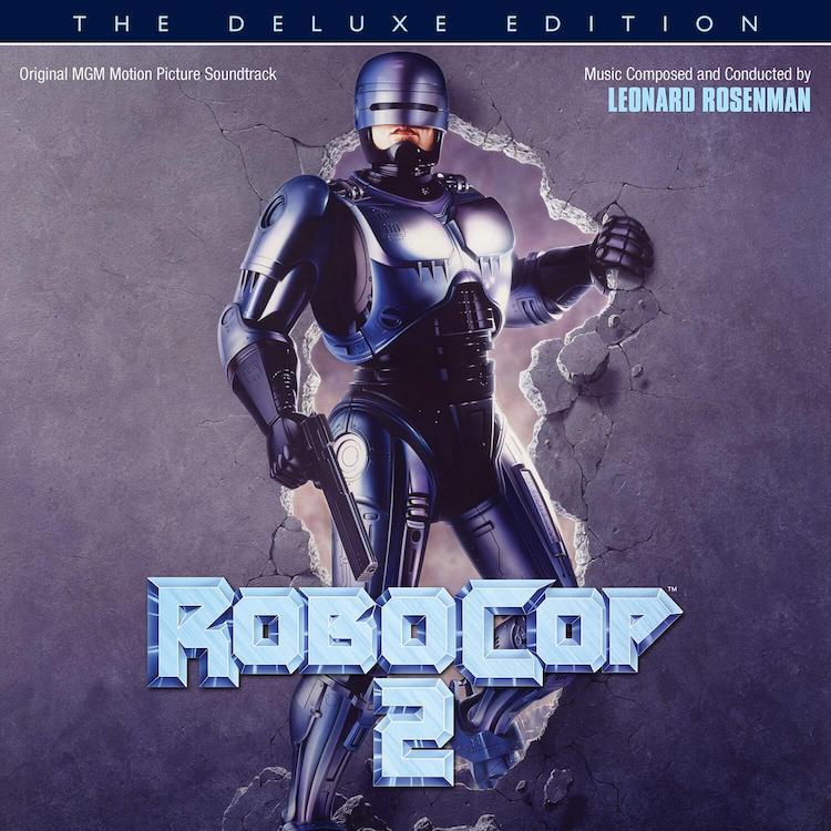 Varèse Sarabande edita la banda sonora RoboCop 2