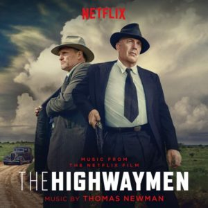 Carátula BSO The Highwaymen - Thomas Newman