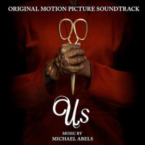 Carátula BSO Us - Michael Abels