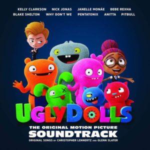 Carátula Canciones UglyDolls - Christopher Lennertzy Glenn Slater