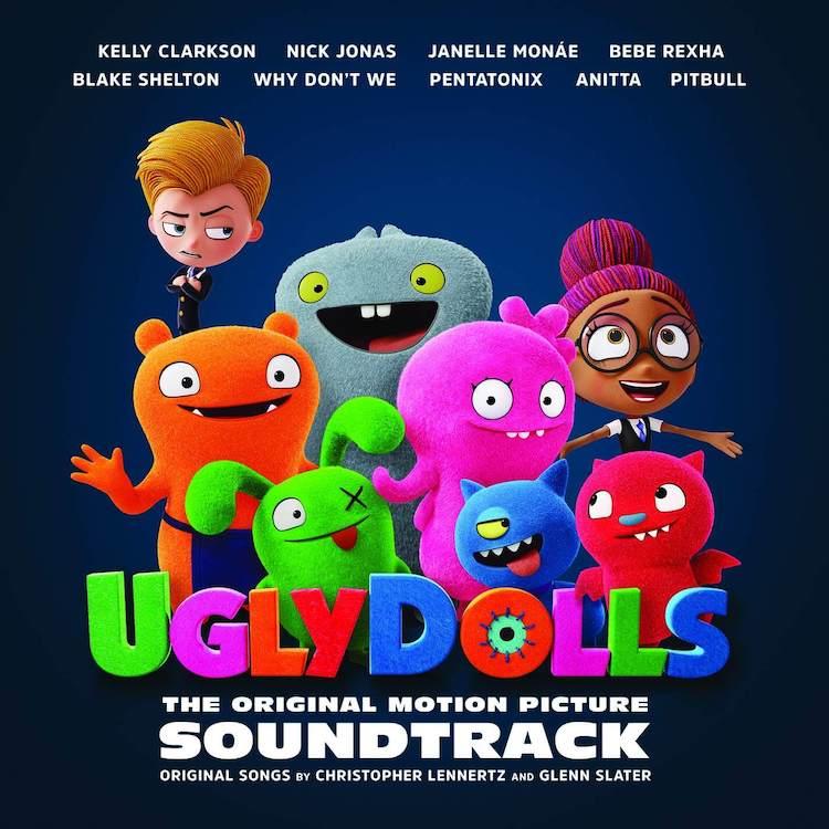 Atlantic Records editará las canciones de UglyDolls