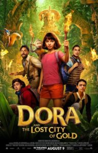 Póster Dora the Explorer