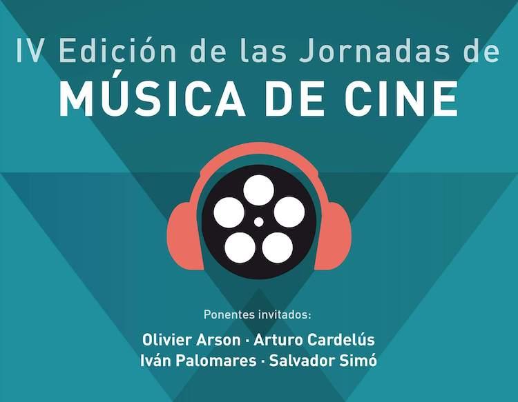 IV Edición de las Jornadas de Música de Cine del CSKG