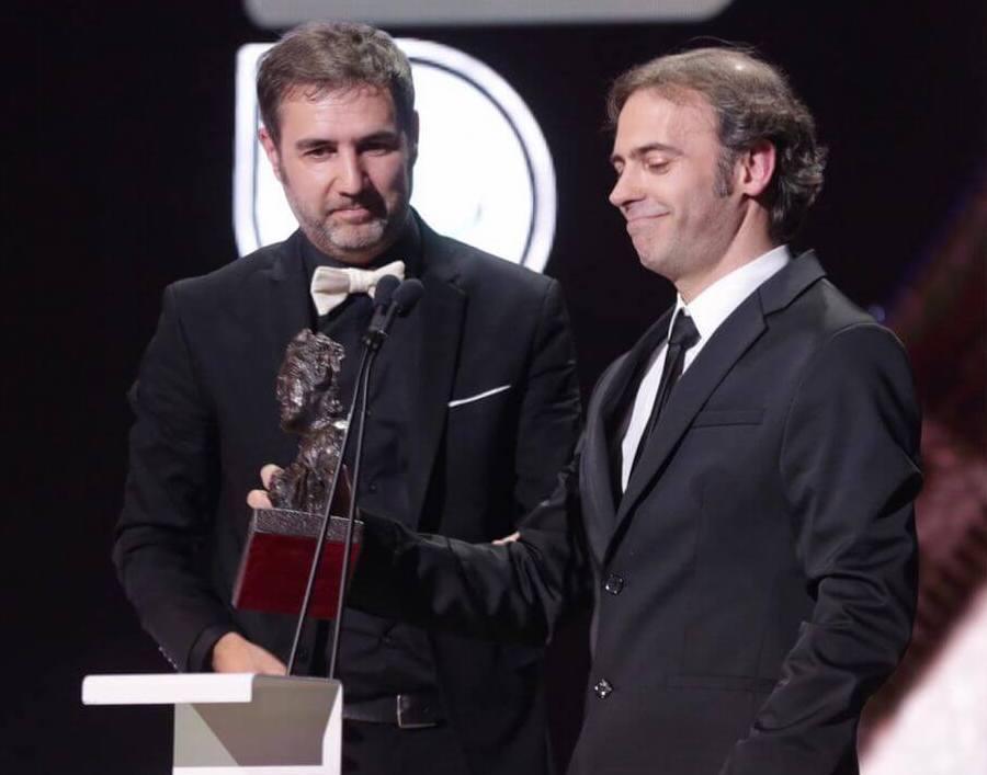 Manuel Riveiro y Xavi Font ganan el Mestre Mateo