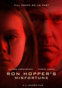 Póster Ron Hopper's Misfortune
