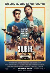 Póster Stuber