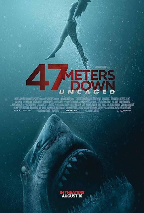 Tomandandy para la secuela 47 Meters Down: Uncaged