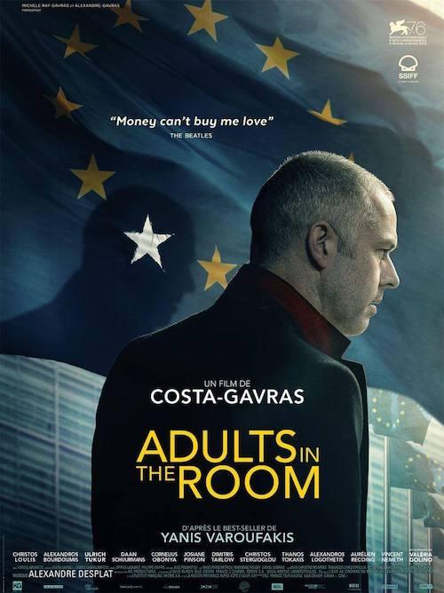 Alexandre Desplat para el drama Adults in the Room